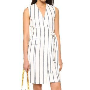 Theory Dresses - THEORY LIVWILTH WRAP DRESS ⭐️